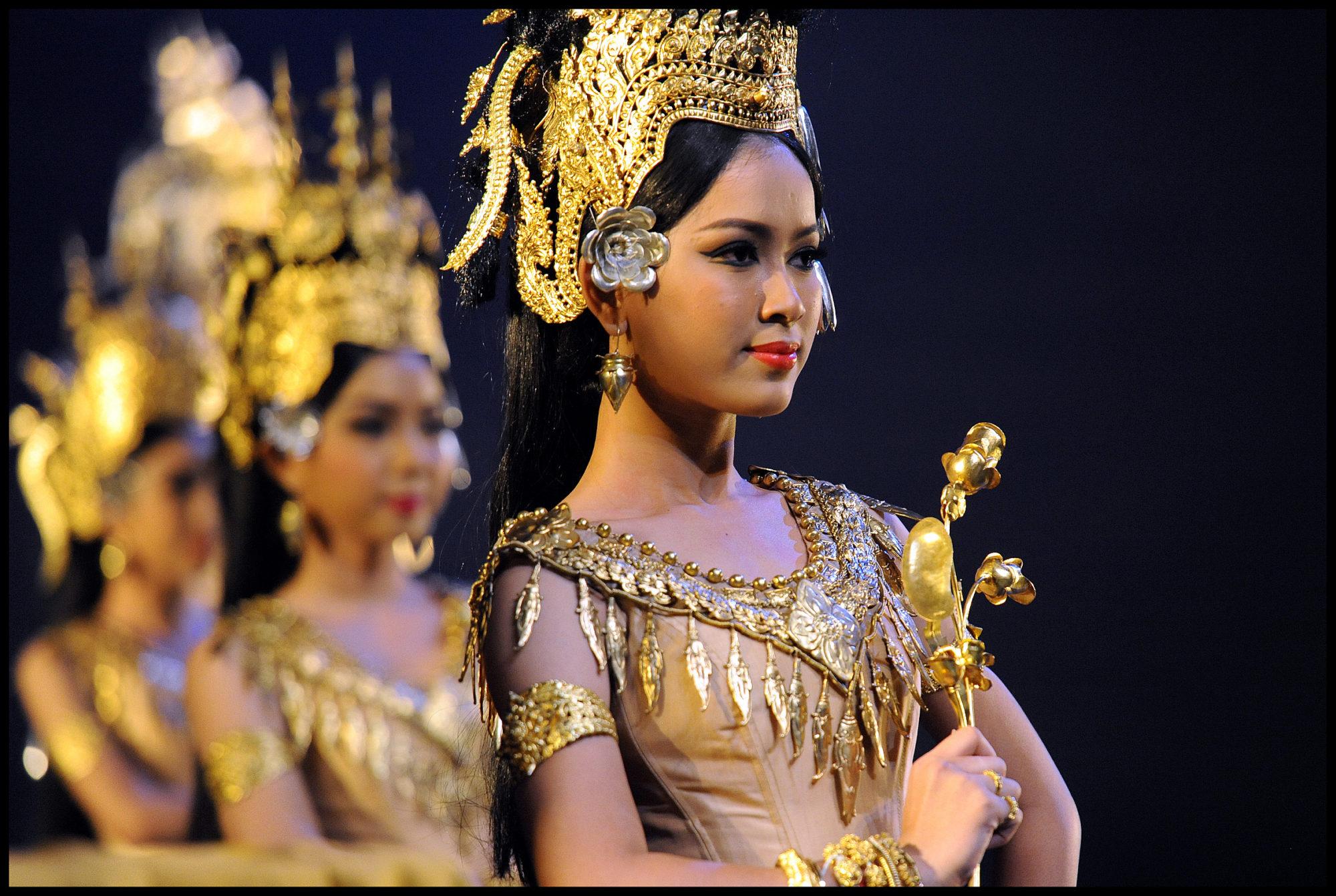 Indradevi Beaux-Arts du Cambodge